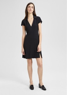 Theory Crepe Easy Day Dress