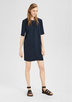 Theory Crepe T-Shirt Dress