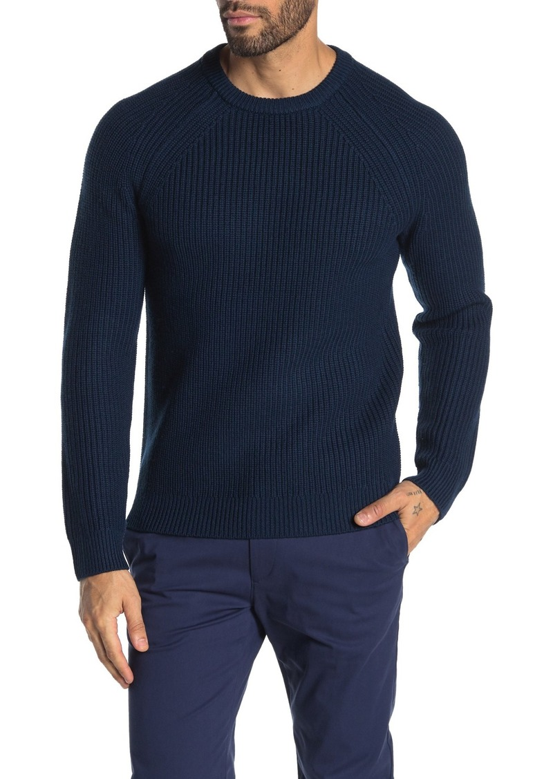 Theory Crew Neck Knit Sweater