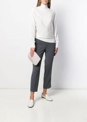 Theory cropped slim trousers