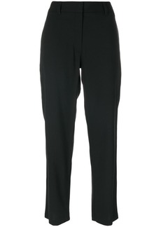 Theory cropped suit pants