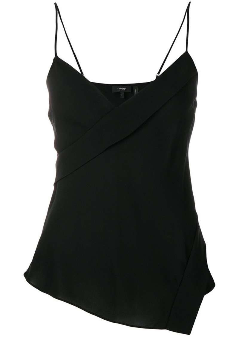Theory Crossover tank top