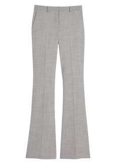 Theory Demitria Houndstooth Trousers