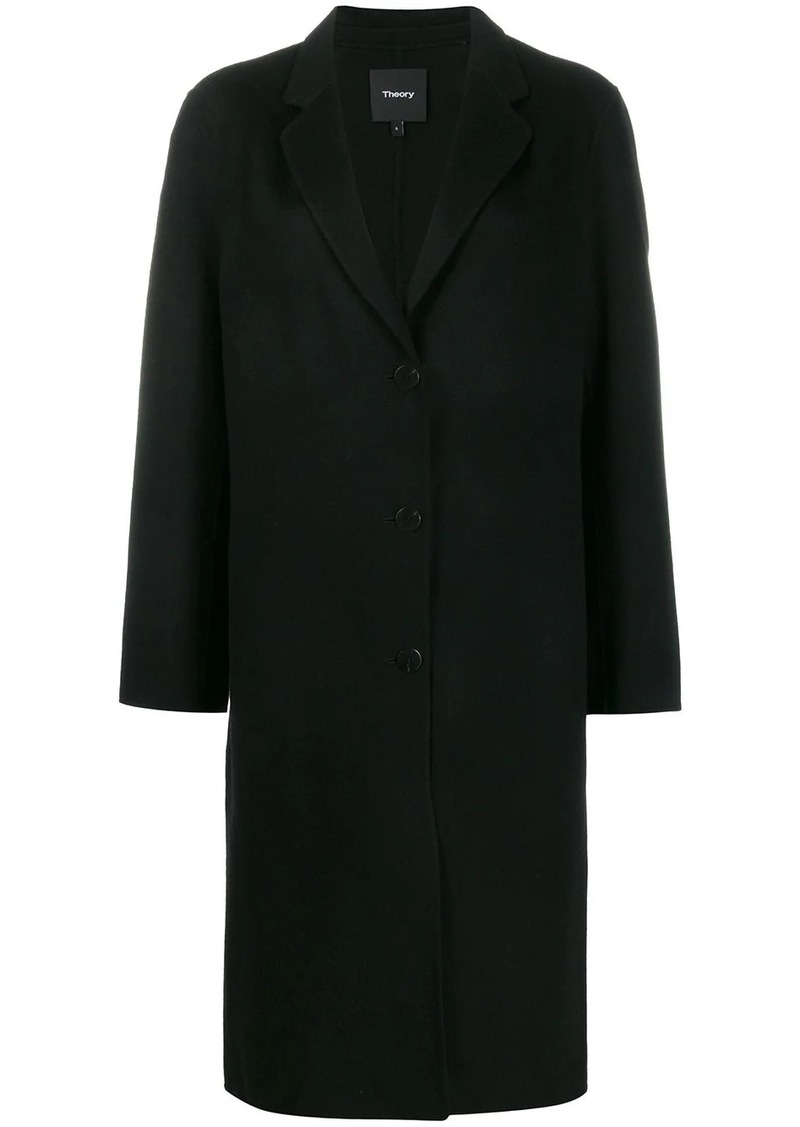 Theory double-faced coat