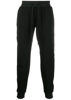 Theory drawstring track pants