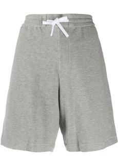 Theory drawstring waist shorts