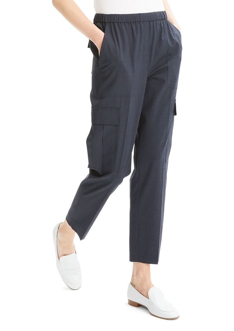 Theory Easy Pull-On Cargo Pants
