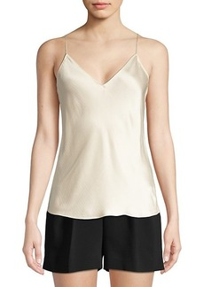 Theory Easy Slip Stain Tank Top