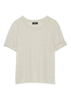 Theory Eco-Knit Box T-Shirt