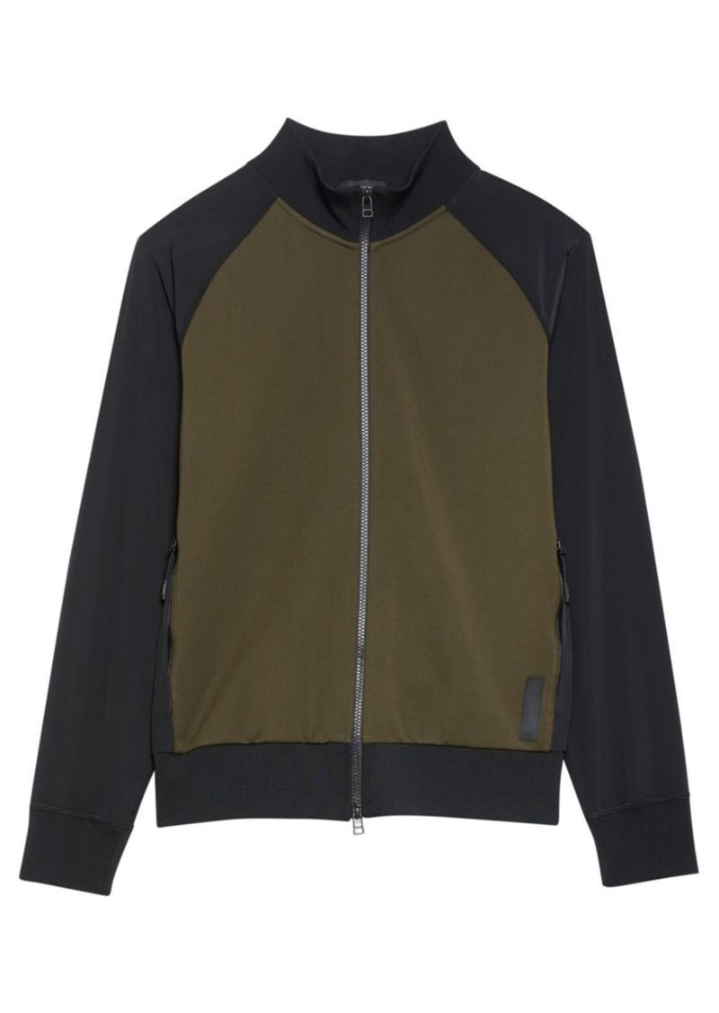 Theory Endurance Pontevarro Zip Sweater
