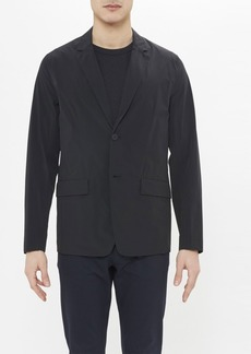 Theory Euclid Front Button Wool Blazer