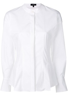 Theory fitted waist shirt