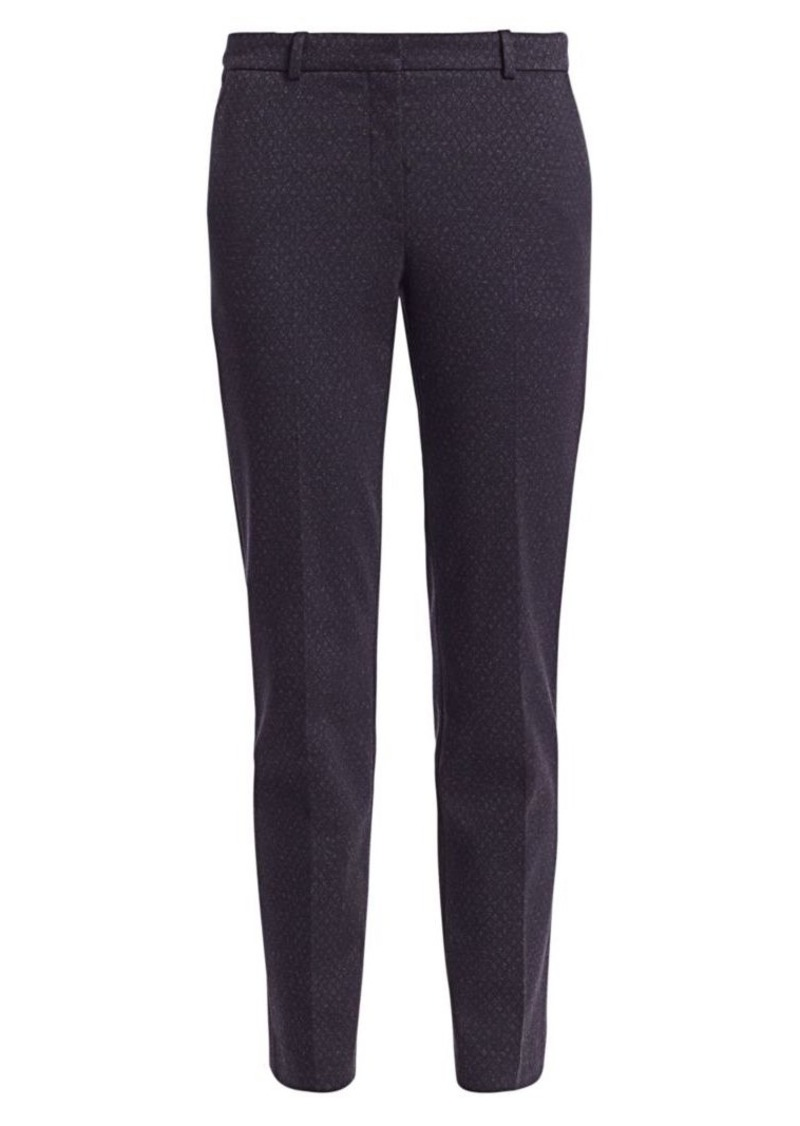 Theory Flat Front Ankle Trousers