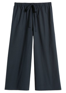 Theory Fluid Pull-On Crop Pants