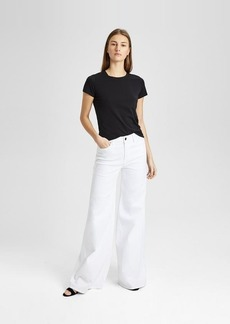 Theory Frame Le Palazzo Pant