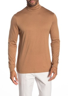 Theory Funnel Neck Long Sleeve Shirt