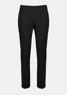 Theory Good Wool Straight Trouser