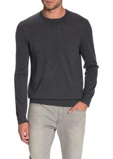 Theory Harman Rinland Wool Blend Crew Neck Sweater
