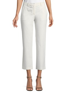 Theory Harstdale Slim Cropped Pants