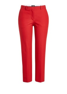 Theory Hartsdale Cropped Pants with Cotton