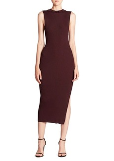 Theory Hedrisa Lustrate Bodycon Dress