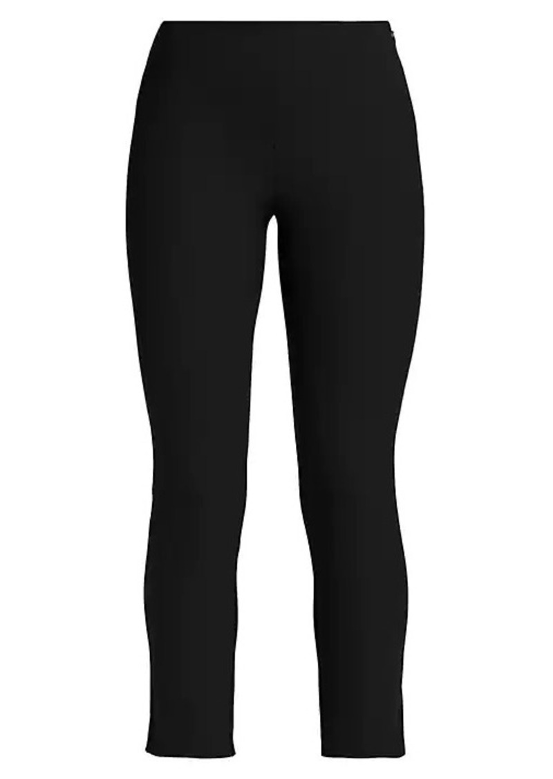 Theory High-Rise Cropped Leggings