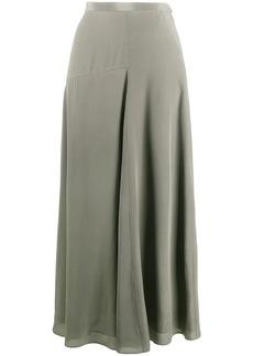 Theory high waist long skirt