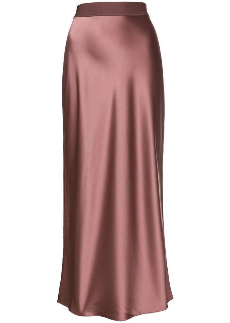 9b3c58213e1c79 Theory high waisted maxi skirt