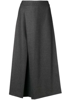 Theory high-waisted skirt