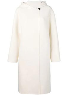 Theory hooded coat