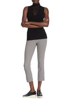 Theory Classic Cropped Skinny Pants