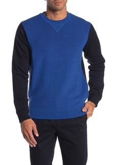 Theory Hybrid Sweater Sweatshirt