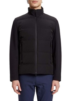 Theory Ignite Mountain Quilted Jacket