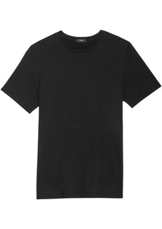 Theory Incisive Silk Blend T-Shirt