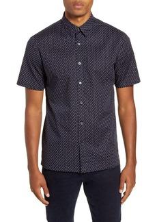 Theory Irving Alder Button-Up Shirt