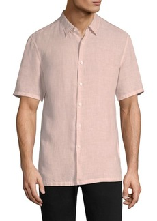 Theory Irving Button-Down Shirt