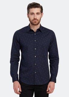 Theory Irving Button Down Shirt