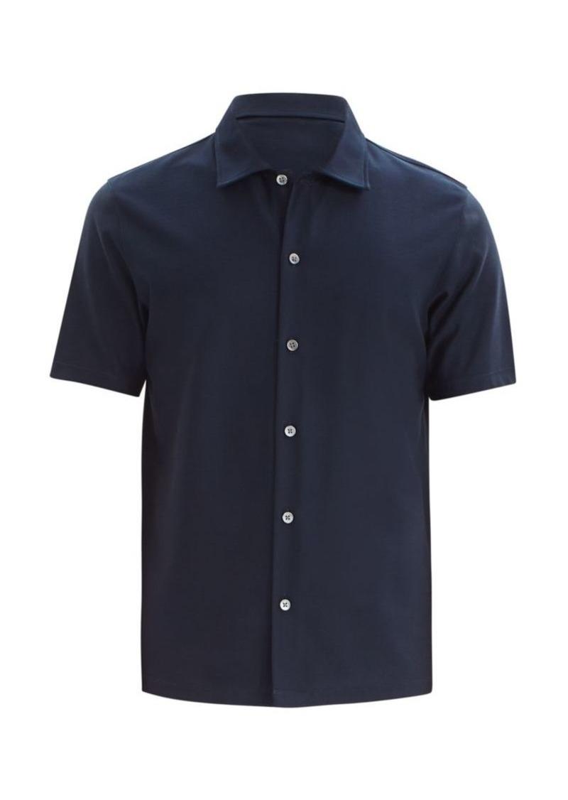Theory Isak Jersey Sport Shirt