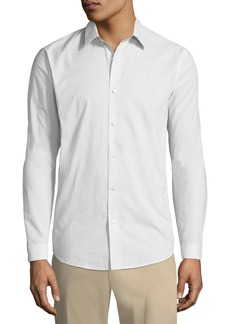 Theory Jack Light Cotton Sport Shirt