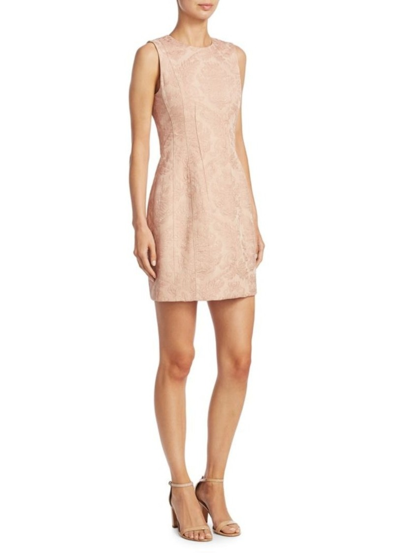 57e9275dbf2 Theory Jacquard Sheath Dress