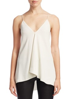 Theory Kensington Draped Tank