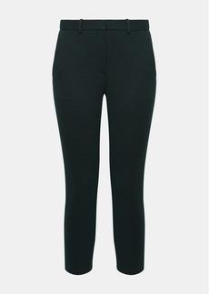 Theory Knit Treeca Slim-Fit Pant