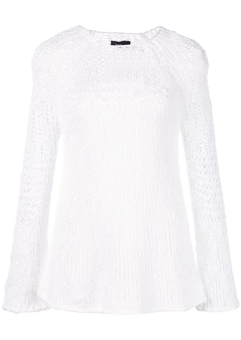 Theory knitted top