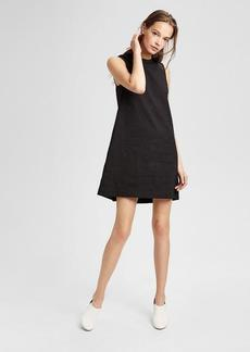 Theory Lace Back Shift Dress