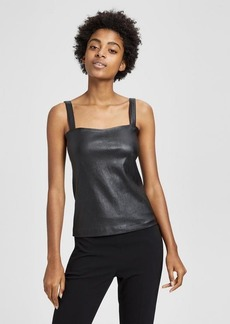 Leather Perfect Cami
