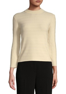 Theory Lemdora Prosecco Sweater