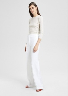 Theory Linen Piazza Pant