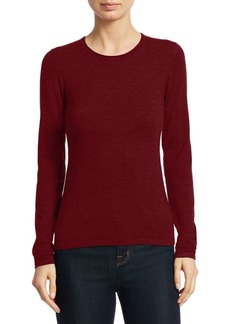 Theory Long Sleeve Pullover Shirt
