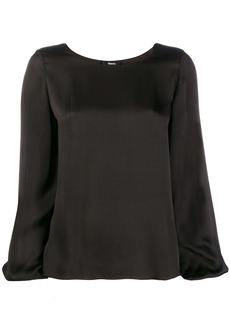 Theory long sleeved top