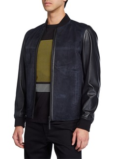 Theory Men's Amir Able Bomber Jacket